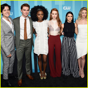 'Riverdale' Cast Attends Upfronts After Shocking Season Finale