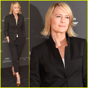 Robin Wright Says 'Trump Stole All Our Ideas' For Next Season Of 'House of Cards'!