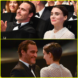 When did joaquin phoenix and rooney mara start dating