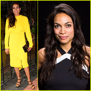 Rosario Dawson Breaks Silence After Finding 26-Year-Old Cousin Dead in Her Home