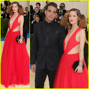 Rose Byrne and Bobby Cannavale on Met Gala 2017