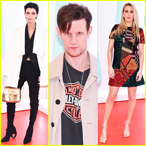 Ruby Rose & Matt Smith Celebrate Burberry's DK88 Bag Collection Launch After Met Gala 2017!