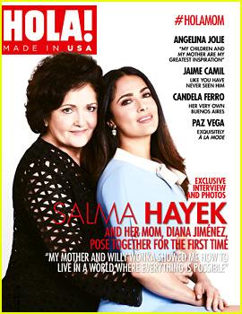 Salma Hayek Has a Very Surprising Fear!