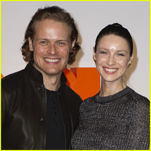 Outlander's Sam Heughan & Caitriona Balfe Have Adorable Twitter Exchange About Sleep