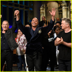 Dwayne Johnson Helps 'SNL' Score 6-Year Ratings High