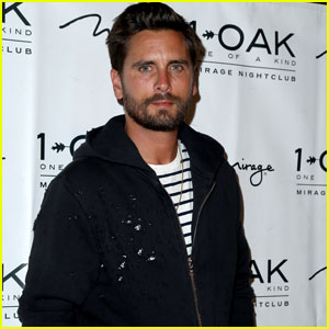 Scott Disick Heads to Vegas After Rumored Bella Thorne Date