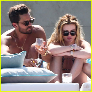 This Is Why Scott Disick Brought Bella Thorne to Cannes
