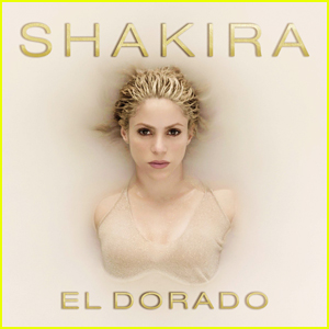 Shakira Announces New Album 'El Dorado' - See The Artwork Here!