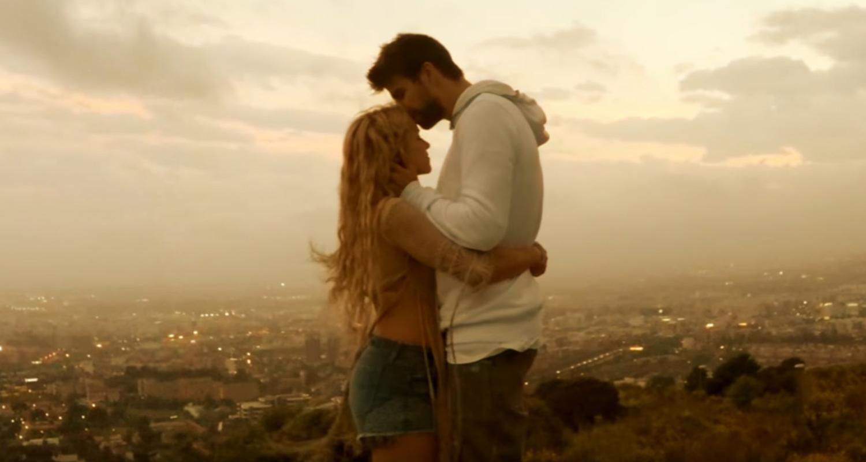 Shakira Me Enamore Official Video Shakira News