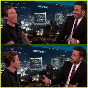 Snowboarder Shaun White Had Same Heart Condition as Jimmy Kimmel's Newborn Son - Watch Now
