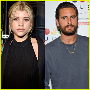 Sofia Richie Addresses Scott Disick Romance Rumors, Says They're Just 'Homies'