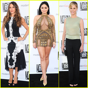 Sofia Vergara & Julie Bowen Praise Ariel Winter For Confidence!