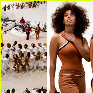 Solange Knowles Takes Over the Guggenheim for Amazing Performance Piece!