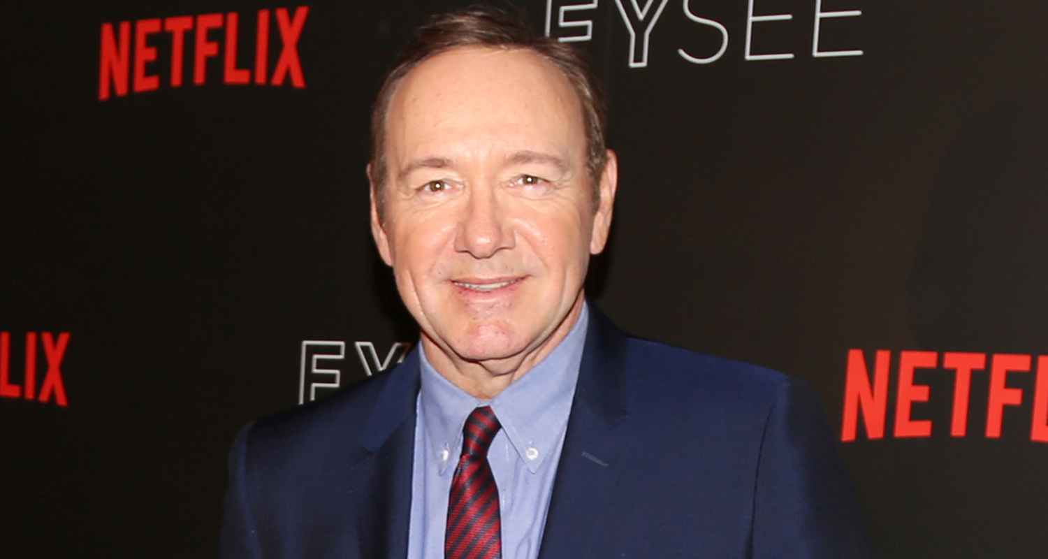 Kevin Spacey Set To Pe...