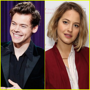 Harry Styles' Rumored Girlfriend Tess Ward Speaks Out on Dating Rumors