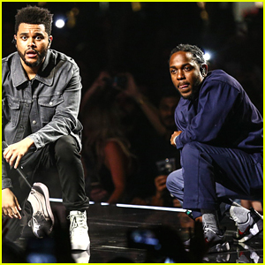 The Weeknd Brings Out Kendrick Lamar During His L.A. Concert - Watch!