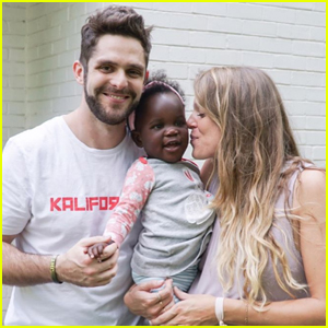 Thomas Rhett & Wife Lauren Adopt Baby Girl!