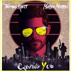 Thomas Rhett & Maren Morris Drop Action-Packed 'Craving You' Music Video - Watch Here!