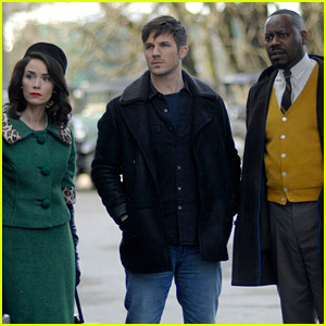'Timeless' Cast Reacts to Show Being Brought Back to Life