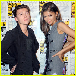 Zendaya & Tom Holland to Debut 'Spider-Man: Homecoming' Sneak Peek at Tonight's MTV Movie & TV Awards 2017