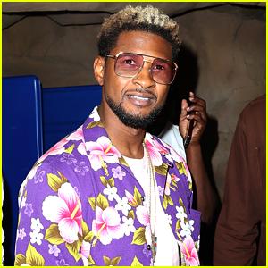 Usher Hosts Memorial Day Weekend Pool Party in Vegas!
