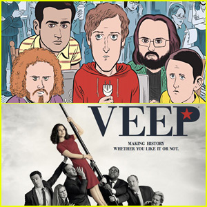 'Veep' & 'Silicon Valley' Renewed By HBO!