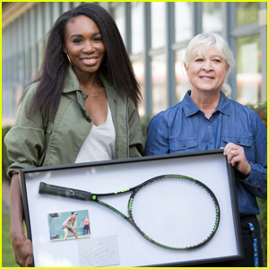 Venus Williams Surprises the Middle School Teacher Who Changed Her Life - Watch Now!