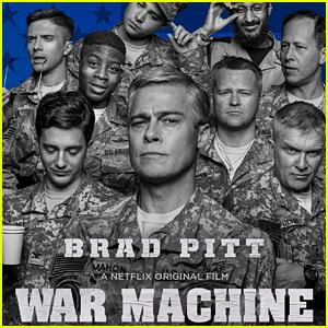 Brad Pitt's 'War Machine' Gets New Trailer Ahead of Netflix Debut - Watch Now!