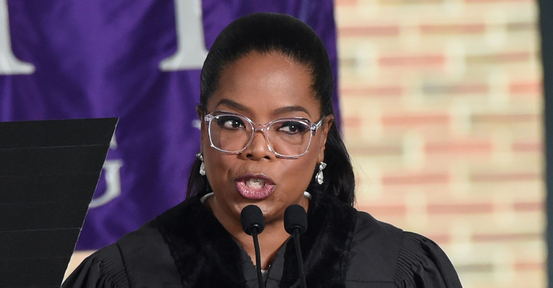 informative speech oprah winfrey Informative speech: oprah winfrey by: megan vaughters.
