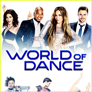 world of dance cast