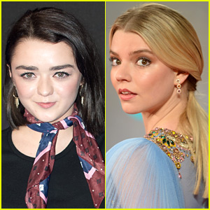 'X-Men' Spinoff Movie Lands Maisie Williams & Anya Taylor-Joy