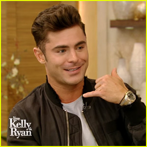 Zac Efron Impersonates Michael Jackson's Voice While Reliving Their Phone Call (Video)