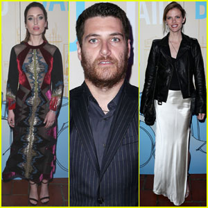 Zoe Lister-Jones & Adam Pally Premiere New Movie 'Band Aid'