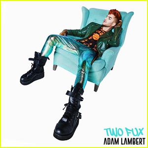 Adam Lambert Announces New Single 'Two Fux' - Listen To Teaser Here!