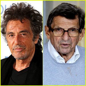 Al Pacino to Play Joe Paterno in HBO's Sandusky Movie