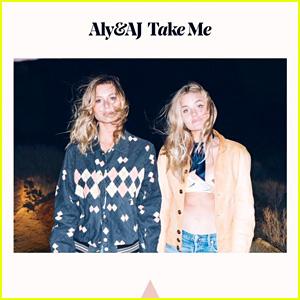 Aly & AJ Drop New Song 'Take Me' - Stream & Lyrics!