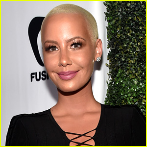 Amber Rose Hasn't Hooked Up with Anyone During 2017