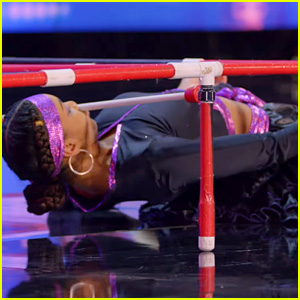 This Limbo Queen on 'America's Got Talent' Will Blow Your Mind! (Video)