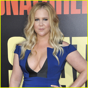 Amy Schumer Totally Crashed a Couple's Wedding Photos!