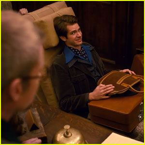 Andrew Garfield & Claire Foy's 'Breathe' Gets First Trailer - Watch Now!