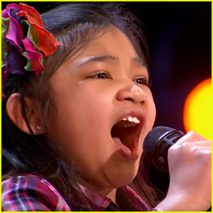 Nine-Year-Old Angelica Hale's Voice on 'America's Got Talent' Will Amaze You (Video)