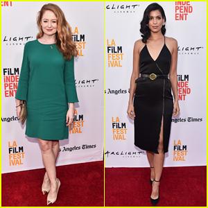 'Annabelle: Creation' Cast Debuts New Trailer At LA Film Fest Premiere - Watch Here!