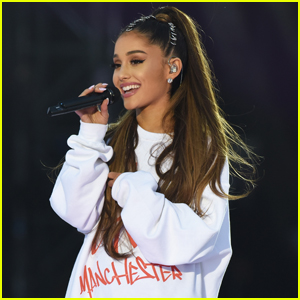 Ariana Grande Reportedly Got a Tattoo Dedicated to Manchester!