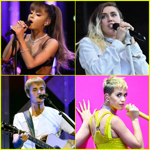 Ariana Grande's Manchester Benefit Concert - Full Performers Lineup!