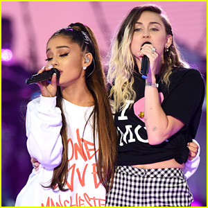 Ariana Grande Sings 'One Last Time' Surrounded by 'One Love Manchester' Guest Artists (Video)