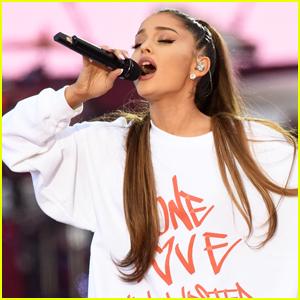 Ariana Grande Resumes 'Dangerous Woman' Tour in Paris