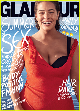 Ashley Graham Covers 'Glamour' July, Says Women Are Redefining Sexy