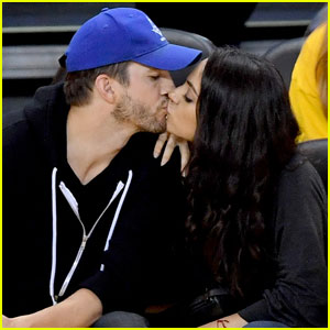 Ashton Kutcher Reveals How He & Mila Kunis Went From Hooking Up to Married