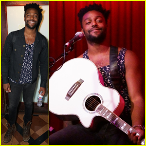 Austin Brown Dedicates L.A. Show To Prince, Drops 'Smile' From 'Acoustic Sessions' EP - Listen Here!