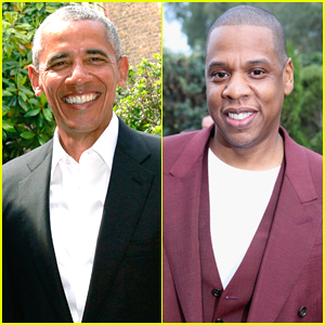 Barack Obama Inducts Jay Z as First Hip-Hop Artist into Songwriters Hall of Fame